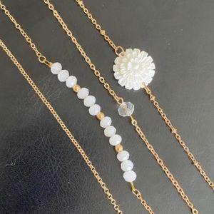 HOST PICK | Set of 4 Dainty and Gorgeous Bracelets